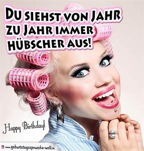 60 Geburtstag Frau Lustig : lustige geburtstasspr che von jahr zu jahr h bscher geburtstagsspr che welt ~ Frokenaadalensverden.com Haus und Dekorationen