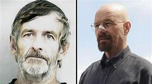 Real-life Walter White, wanted for making and selling meth ...