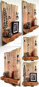 best 25 woodworking projects that sell ideas on pinterest With kitchen cabinets lowes with wall art using pallets