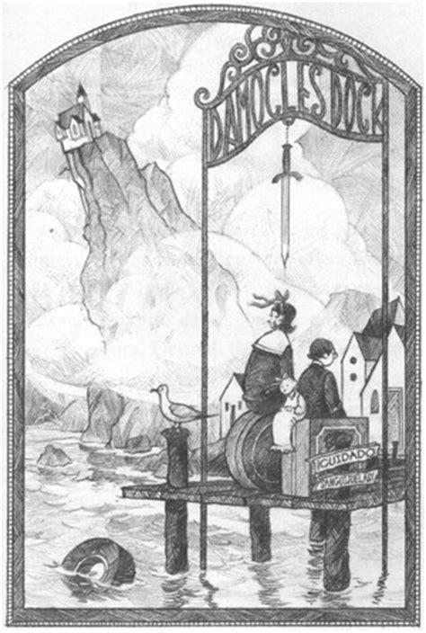 Los libros de Lemony Snicket, una serie de catastróficas