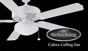 Harbor breeze calera all weather ceiling fan