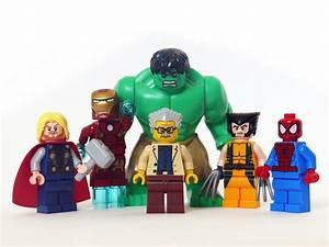 Stan Lee Lego Minifigure | www.imgkid.com - The Image Kid ...