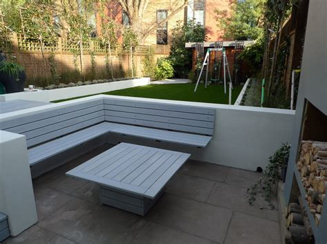 picture  modern garden design balham wandsworth