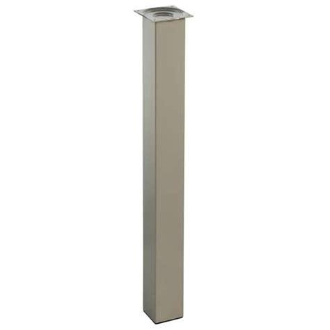 pied de table cuisine pied de table pour cuisine hauteur 90 cm à l 39 unité