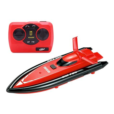 Toy Boat Rc by 4 Color Rc Boats 2 4g 2ch 1 10 Scale Mini Boat Toy Bath