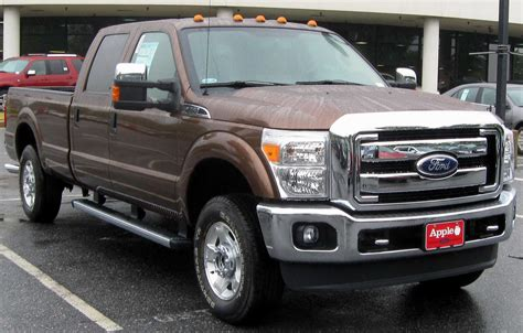 Ford Planning V6 Diesel For F 150 Super Duty Stays With