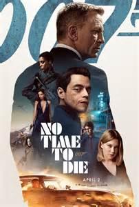 Poster zum James Bond 007 - Keine Zeit zu sterben - Bild 3 ...