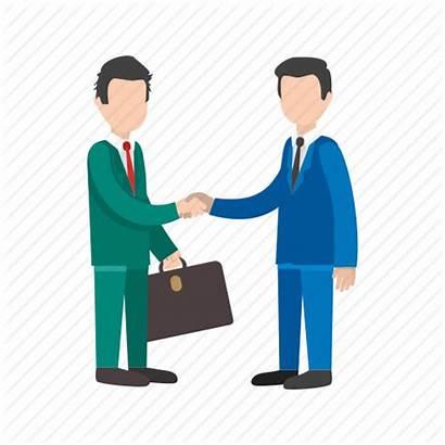Relationship Business Clipart Handshake Deal Meeting Client