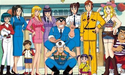 los  mejores animes de policias lucha contra el crimen