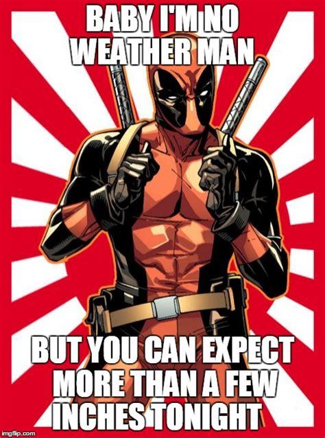 Deadpool Memes - deadpool pick up lines meme imgflip