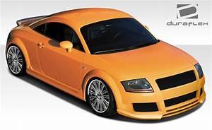 Audi Tt Bodykit : 00 06 audi tt gt s duraflex full body kit 108157 ~ Kayakingforconservation.com Haus und Dekorationen