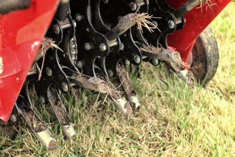 Rasen Nach Vertikutieren by Rasen Vertikutieren L 252 Ften Sanden Was Ist Wann Am