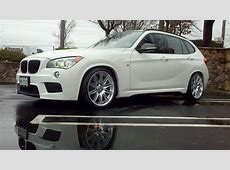 Stock 2014 BMW X1 35i m sport 14 mile trap speeds 060