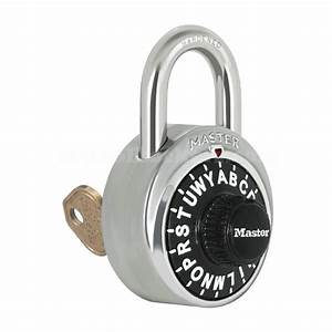 3 letter combination lock with control key master lock 1585 for 3 letter lock