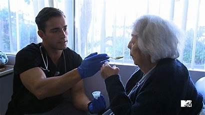 Nurses Giphy Nursing Gifs Patients Help Scrubbing