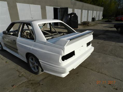 All you need to visually transform your donor e30 into m3 car. BMW E30 M3 BODY KIT MOTORSPORT BEDNARY IS CUP - 7543980202 ...