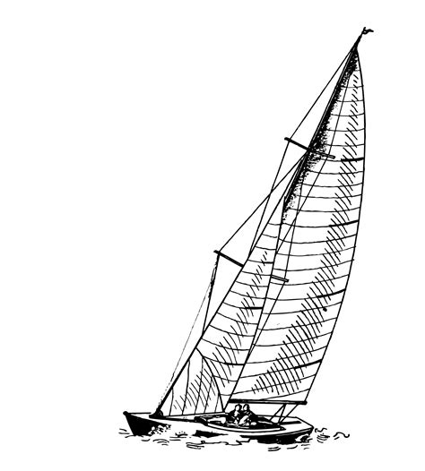Boat Clipart Black And White Free by 100 Boat Clip Black And White Image