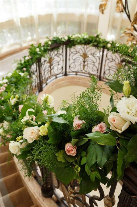 banisters flowers wedding ideas 19 beautiful ways to decorate your