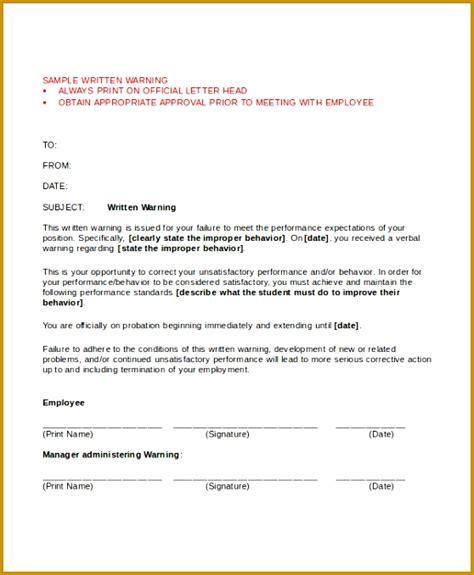 instruction letter  employee fabtemplatez