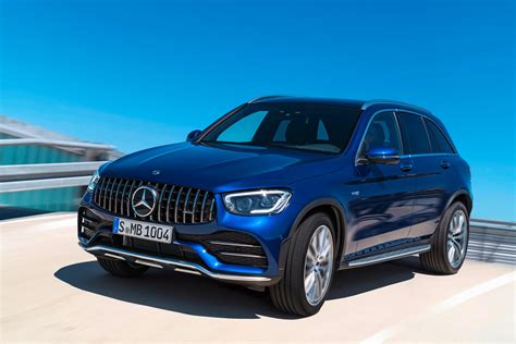 The changes apply to the sedan as well as the coupe and cabriolet models. 2021 Mercedes-AMG GLC 43 SUV: Review, Trims, Specs, Price, New Interior Features, Exterior ...