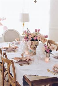 Beautiful, Easter, Tablescape, Ideas, Easter, Table, Decor