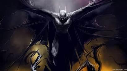 Wallpapers Batman Xbox 3d Monsters Demons Games