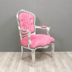 Fauteuil De Style : fauteuil baroque de style louis xv fauteuils baroques ~ Teatrodelosmanantiales.com Idées de Décoration
