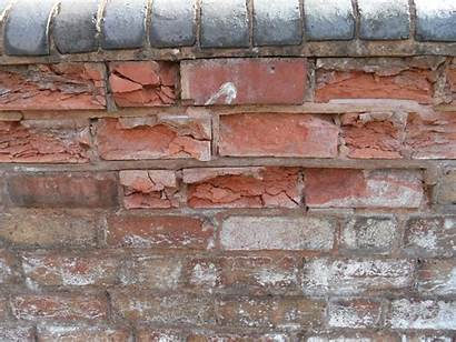 Brickwork Frost Attack Damage Defects Acid Mortar