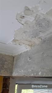 Comment Enduire Un Plafond : comment retirer du platre enduit sur plafond en beton ~ Mglfilm.com Idées de Décoration