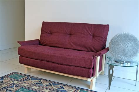 Small Futon by Compact Futon Sofa Bed Size Futon With Small