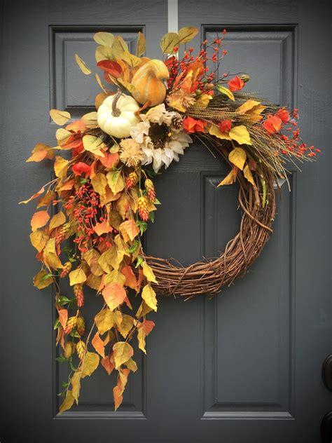 decorative wreaths for doors fall wreaths fall door wreaths wreaths for fall fall decor