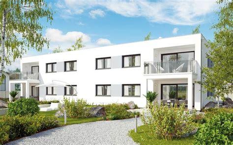 Fertighaus 4 Wohnungen by Mehrfamilienhaus Bauen 6 Wohnungen Mehrfamilienhaus Mit 6