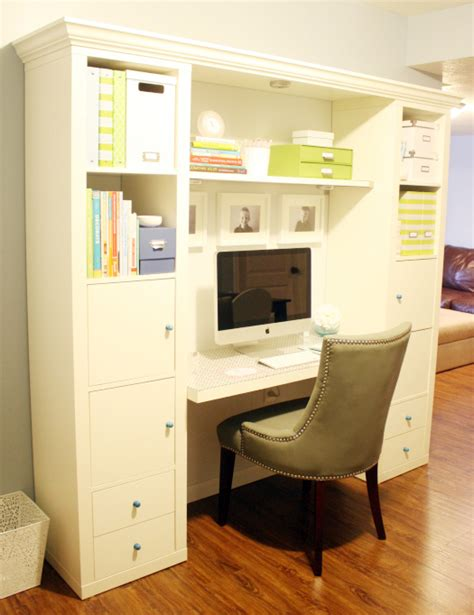 make a desk out of bookshelves dibble dabbles new sitting room office part 1 ikea