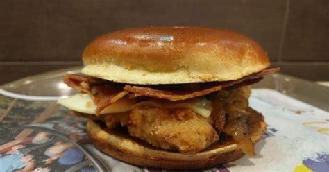 review mcdonalds sweet bbq bacon buttermilk crispy