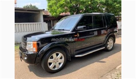 Modifikasi Land Rover Discovery by 2006 Land Rover Discovery 3 Black Bensin