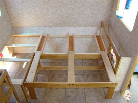 great sliding couch bed   home build  rv