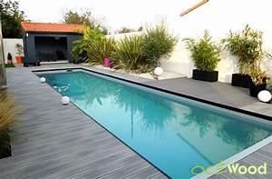 25 best ideas about margelle de piscine on pinterest With plage piscine sans margelle 3 margelle de piscine en pierre de lave noire volcanique