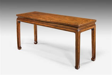 antique elm altar table richard gardner antiques