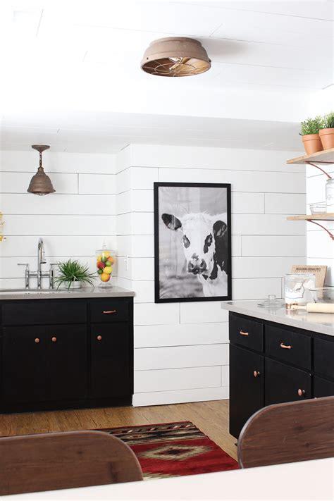 modern kitchen makeovers modern farmhouse kitchen makeover clutter 4222