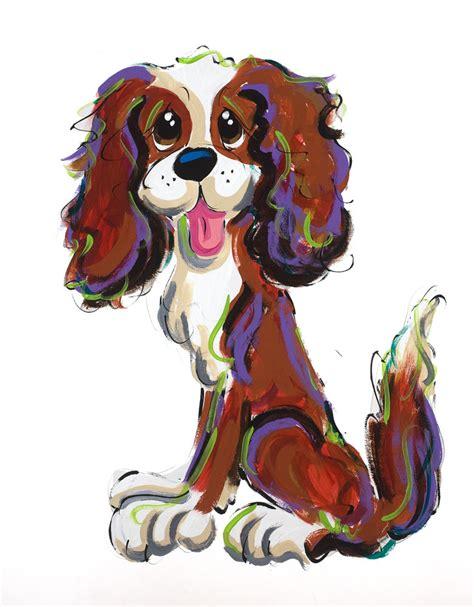decorative whimsical dogs by debby carman ebay