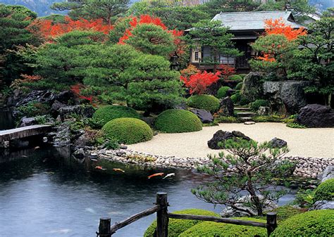 jardin japonais  idees pour creer  jardin zen japonais