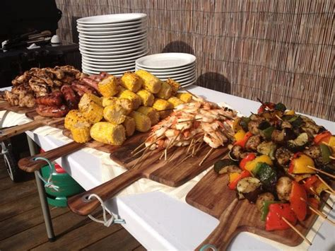 Victoria Day Party Food