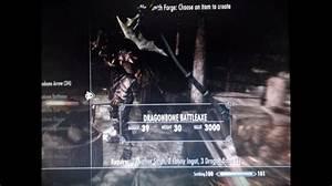 Dawnguard Dragonbone Weapon Details Leaked
