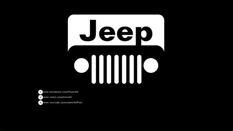 Jeep Grill Wallpaper by Jeep Logo Wallpaper 183 Wallpapertag