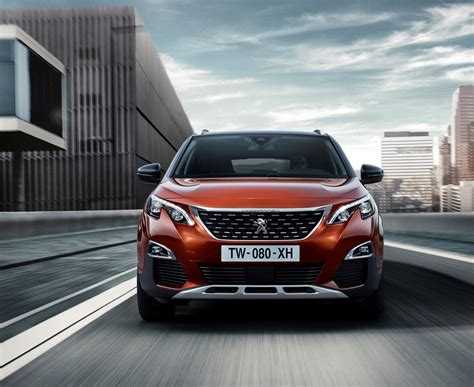 Peugeot Sa by New Peugeot 3008 Coming To Sa In 2017 Cars Co Za