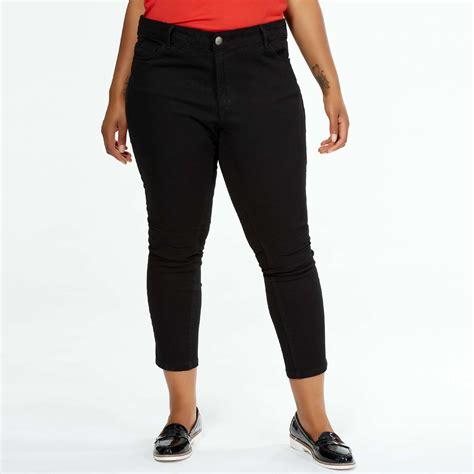 Le Pantalon Noir Grande Taille  Un Essentiel De Votre