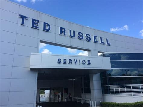 ted russell ford kingston pike knoxville tn