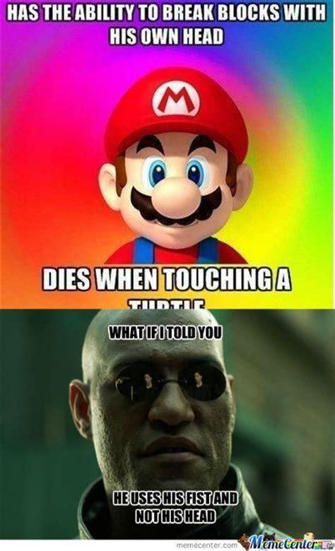 The Top 10 Mario Memes Kevera