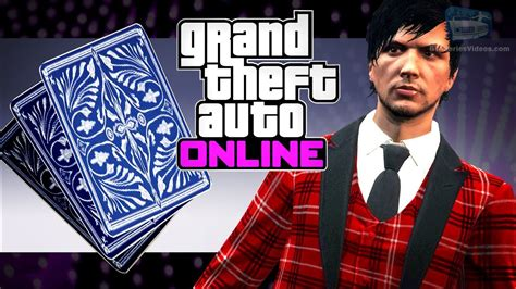 Are you trying to locate all of the 54 playing cards? GTA Online - All 54 Playing Cards Locations and High Roller Outfit - YouTube
