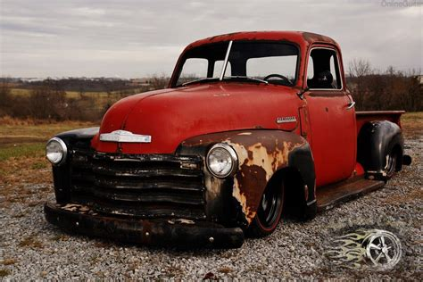Chevrolet Rods by Patina 1950 Chevrolet C 10 Rod For Sale